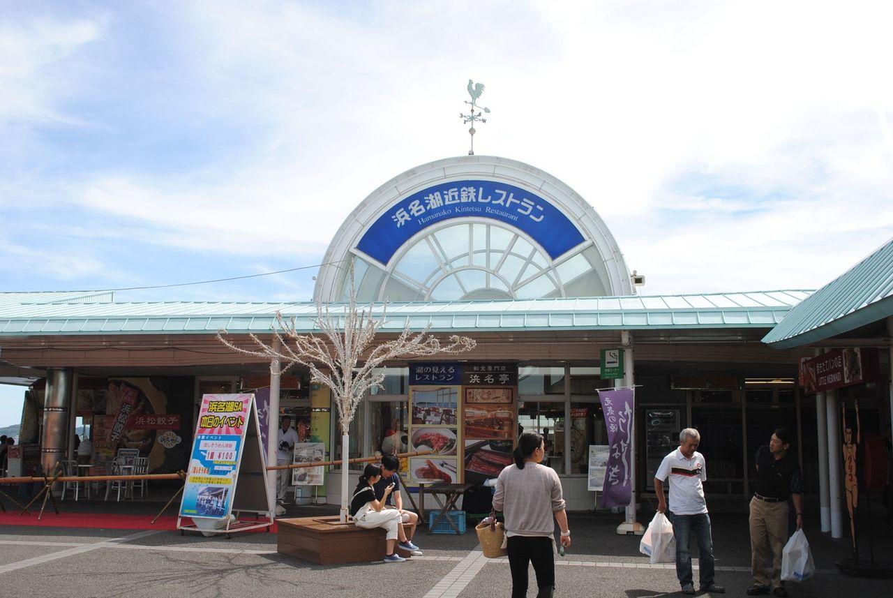 浜名湖近鉄レストラン@東名浜名湖SA