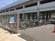 JRA京都競馬場自転車置場