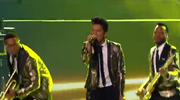 Bruno Mars Superbowl Halftime Show : 2014