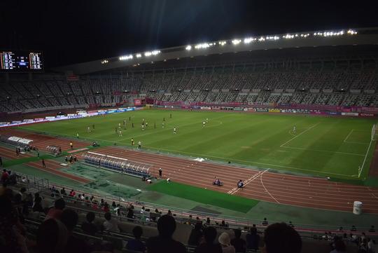 2020J1第17節:C大阪×鹿島@ヤンマースタジアム長居