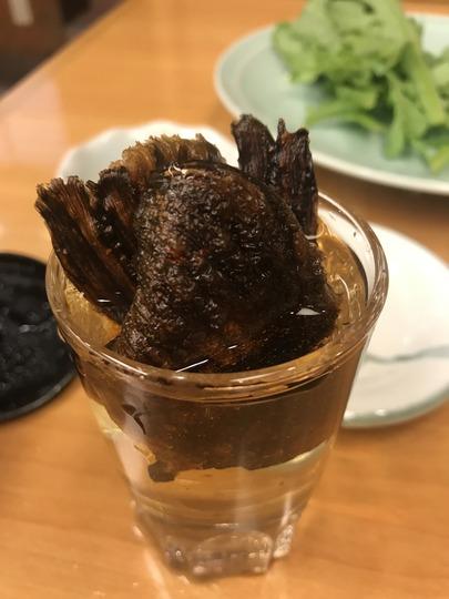 鰭酒(ひれしゅ)@づぼらや新世界本店