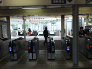 阪急仁川駅東口改札