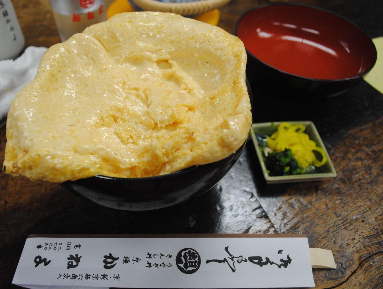 【鰻】きんし丼@京極かねよ-1