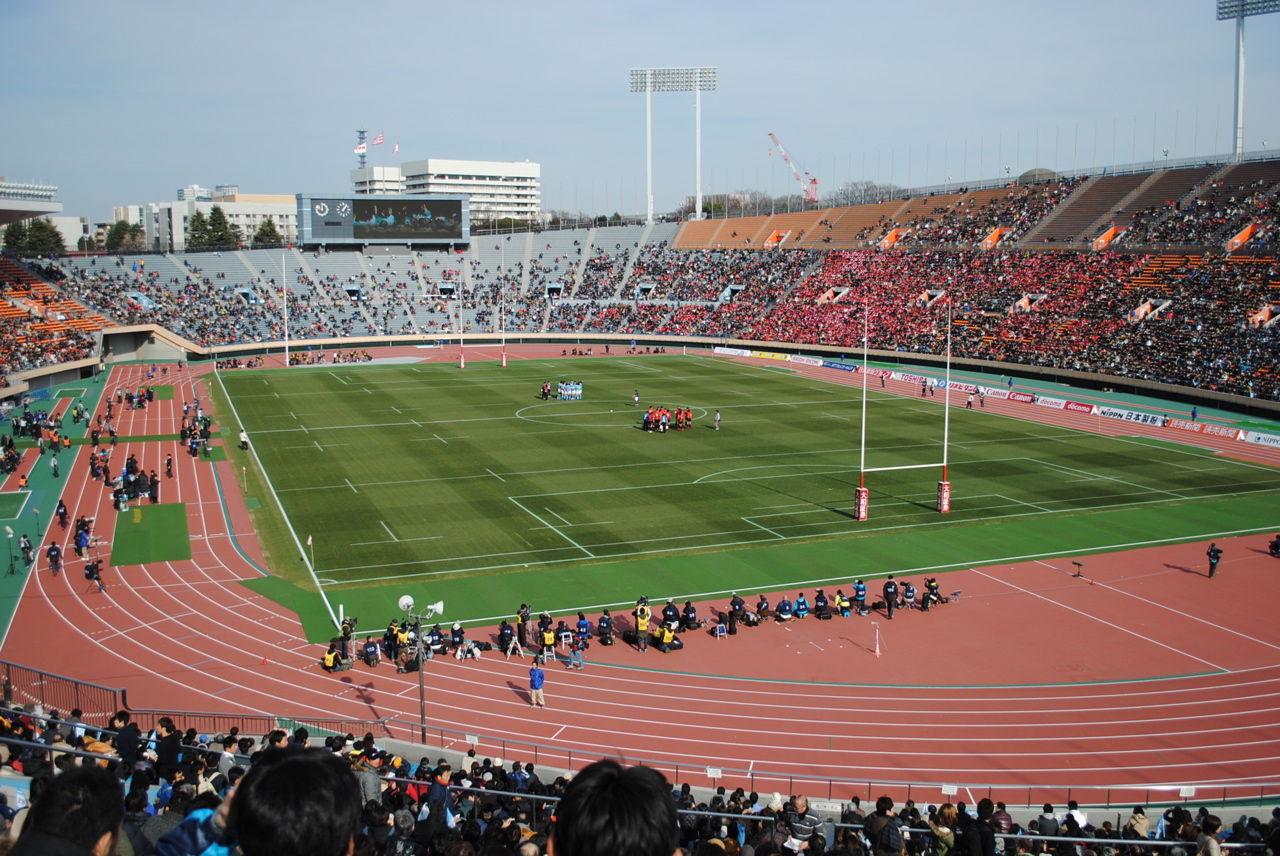 第49回全国大学Rugby決勝@国立競技場