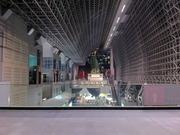 京都駅ビルの大空間