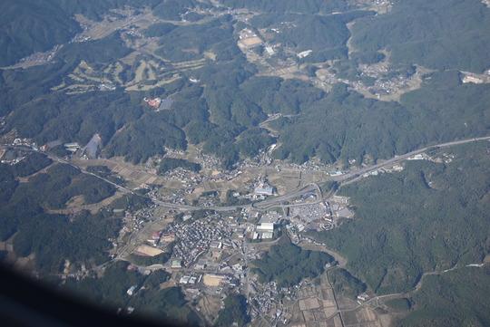 名阪国道。針テラス