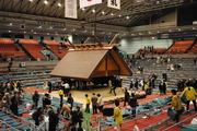 大相撲吊り屋根