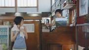 波瑠@アサヒ「おいしい水 六甲」CM-5