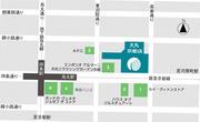 大丸京都店周辺地図