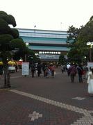 甲子園球場正面