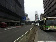 阿倍野「近鉄前」歩道橋