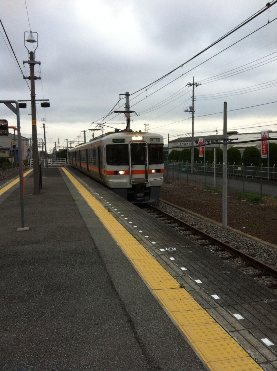 JR身延線普通列車