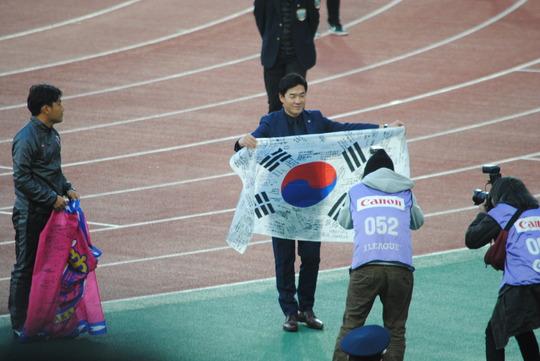 韓国国旗2
