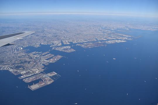 横浜から東京方面まで