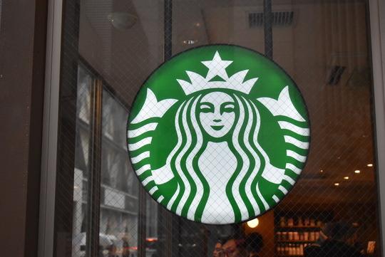 【スターバックス日本1号店】スターバックスコーヒー銀座松屋通り店@東京・銀座