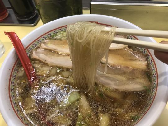 どうとんぼり神座(かむくら)の「スープ春雨」