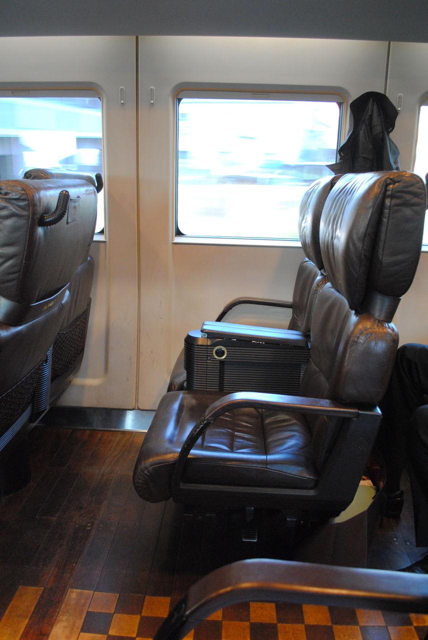 革張りシート-1