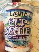 CUP NOODLEそうめん@日清食品-1