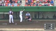 RHODES、日本球界復帰初安打-1