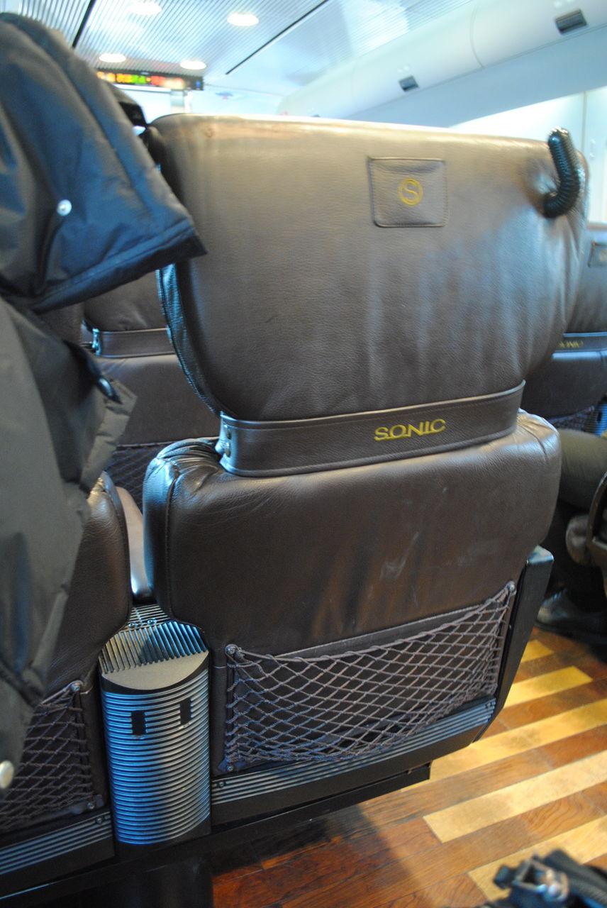 革張りシート-2