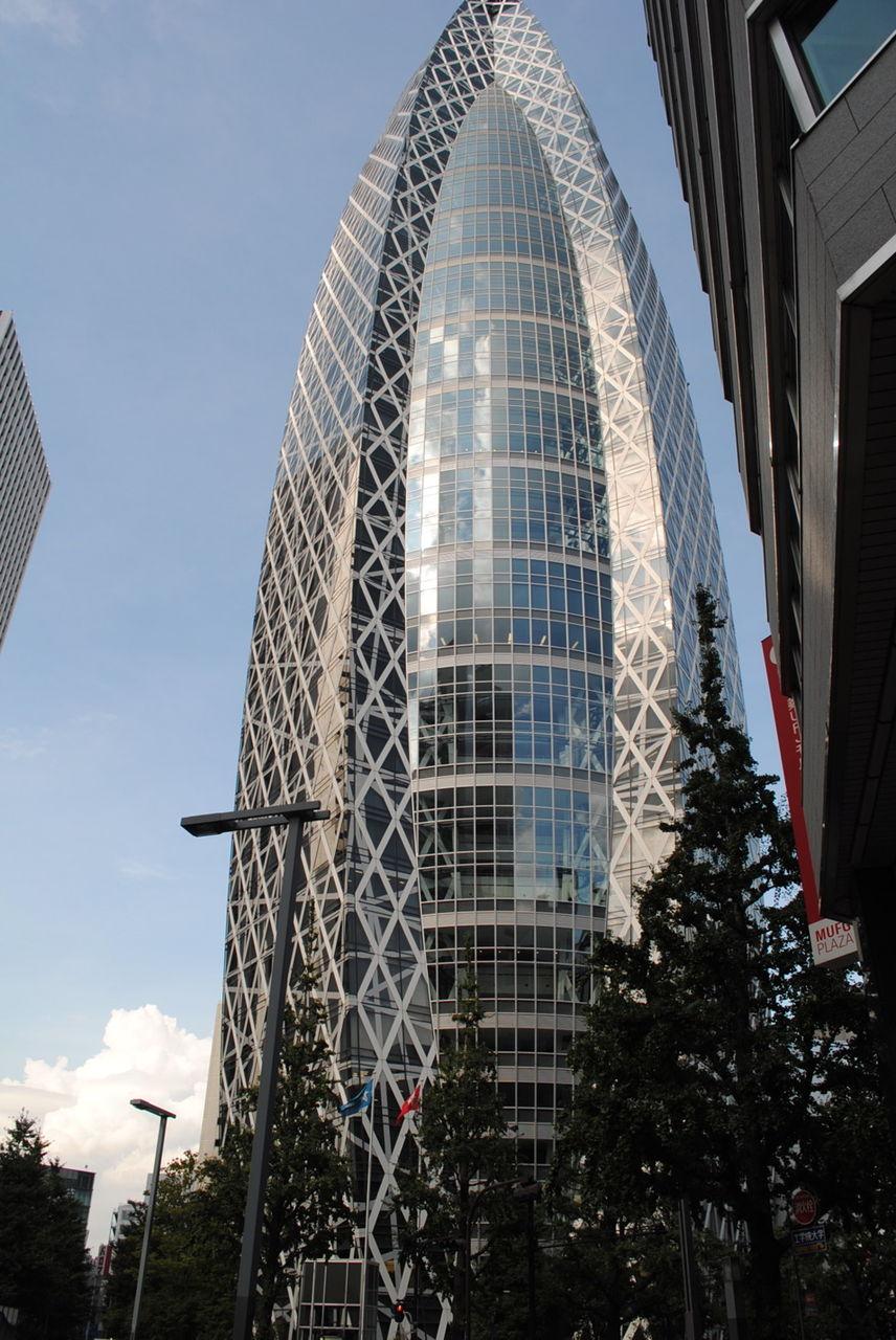 新宿モード学園コクーンタワー