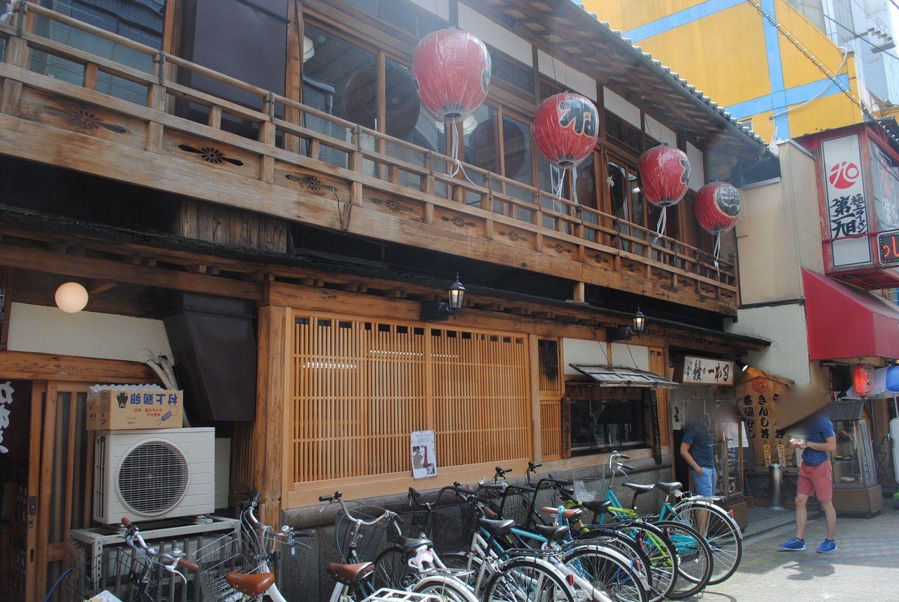 京極かねよ@京都・新京極六角-1