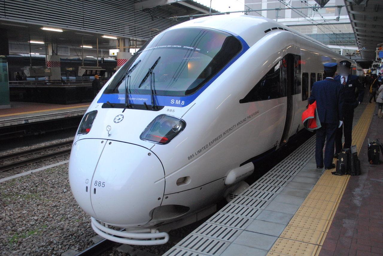 JR九州特急885系-1