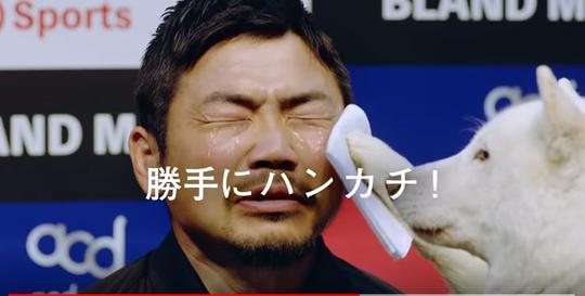 田中史朗&稲垣啓太@ソフトバンクCM-3