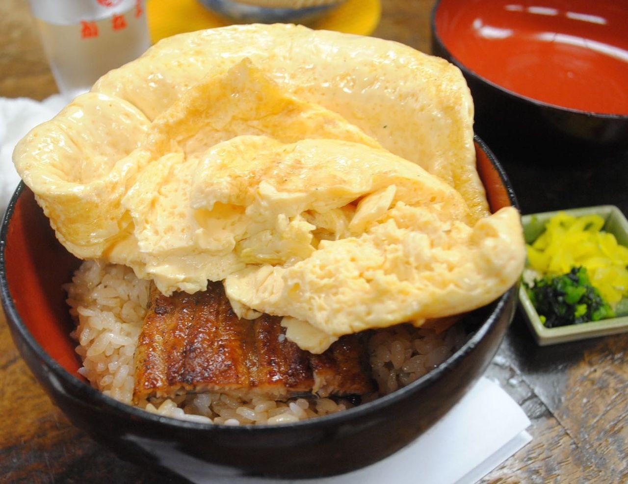 【鰻】きんし丼@京極かねよ-2