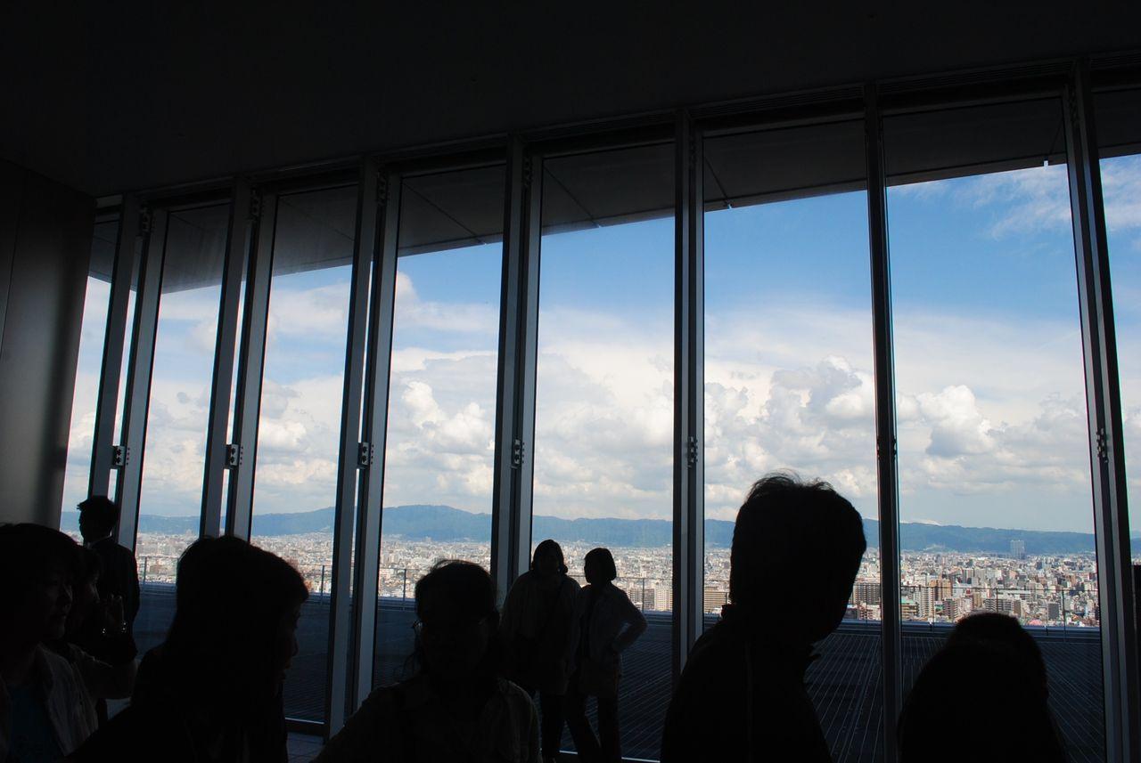 16階から東の眺め