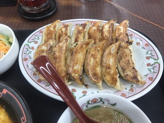 餃子@餃子の王将(京都王将)巽店