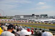 F1日本GP予選(左)
