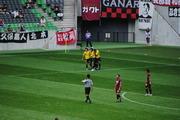 レアンドロ先制ゴール-2
