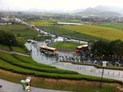 加古川陸上のバス乗り場