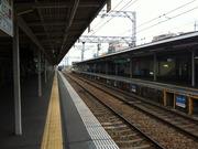 阪急仁川駅は方面別ホーム