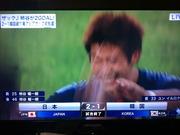 ASIA杯:韓国×日本