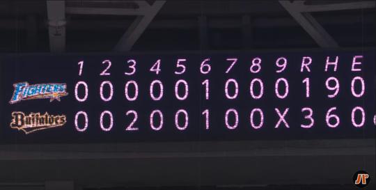 ORIX BUFFALOES 11連勝