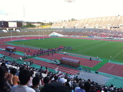 神戸製鋼×近鉄、kickoff直前