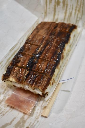 「明石菊水」の穴子寿司