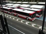 京阪バスで山崎、水無瀬へ