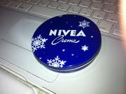 NIVEA CREAM缶