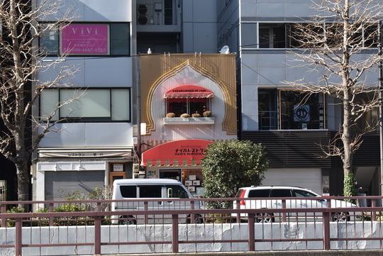 【印度料理専門店】ナイルレストラン@東銀座