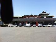 自動車祈祷専門拝殿@香里園の成田山