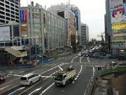 20110820阿倍野「近鉄前」交差点-2