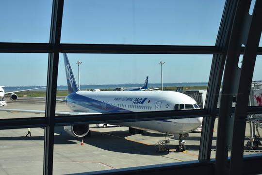 【ANAの機窓から】東京羽田から大阪伊丹へ