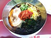北極冷麺@餃子の王将寝屋川店-2