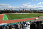 皇子山総合運動公園陸上競技場