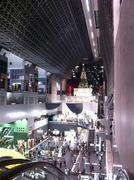 京都駅ビルの大空間-2