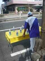 20070902世界陸上大阪大会・給水-2