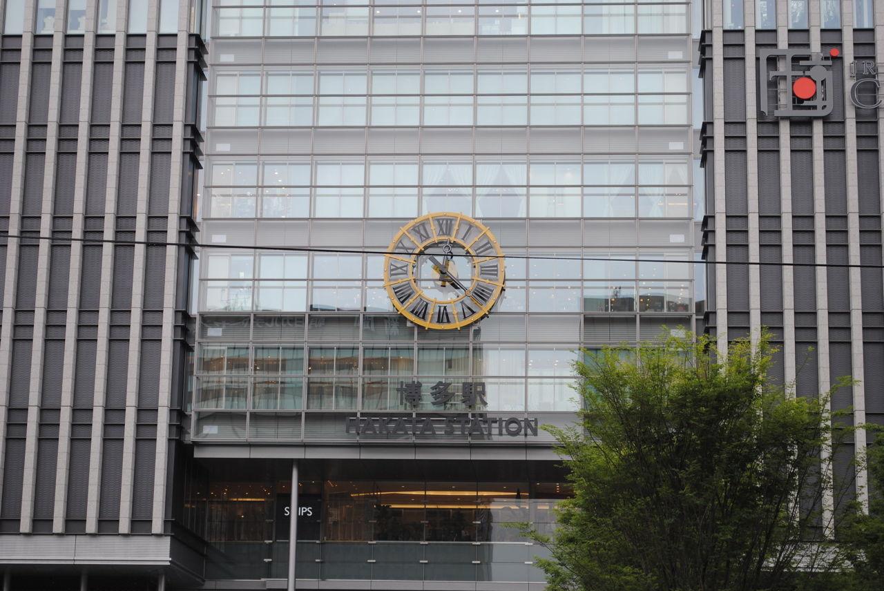 博多駅の大時計